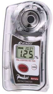Фото Atago PAL-COFFEE (BX/TDS) цифровой карманный рефрактометр