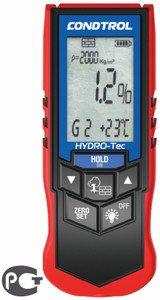 Фото HYDRO-Tec CONDTROL измеритель влажности, влагомер бетона, кирпича, древесины