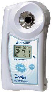Фото Atago PAL-Moisture цифровой карманный измеритель влажности