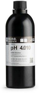 Фото HI 6004 буферный раствор с высокой точностью pH=4.010 (500мл)