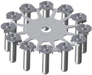 Фото ELMI ротор 6M.05 (12x15) к центрифуге CM-6M, CM-6MT