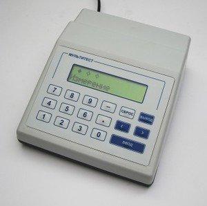 Фото ИПЛ Комплект для определения pH (электродная система; стандарт-титры; штатив)