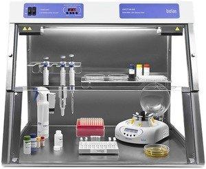 Фото BioSan UVC/T-M-AR бокс для стерильных работ (со встроенной розеткой)