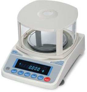 Фото AND DX-500 весы лабораторные (520г/0.001г)
