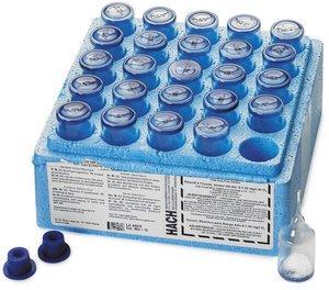 Фото HACH 25170-25 тест-набор на озон (0.01-1.50 мг/л, 25 тестов)