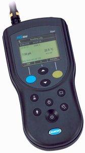 Фото HACH HQ30D.99.000000 HQ30D портативный многопараметровый анализатор рН/проводимости/кислорода (без датчиков. pH/EC/TDS/ORP/T)