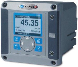 Фото HACH LXV404.99.20501 Цифровой контроллер одного цифрового датчика sc
