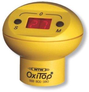 Фото WTW 208810 OxiTop GB Измерительный манометр (желтый)