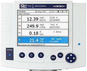 Фото WTW 470022 MIQ/TС 2020 3G-CR3 Терминал-контроллер промышленной измерительной сети IQ Sensor Net