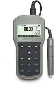 Фото HI 98192 влагозащищенный кондуктометр/TDS/NaCl-метр (EC/TDS/T)