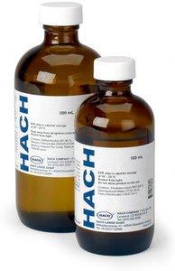 Фото HACH 22122-42 Раствор ионов железа (III) для определения хлорида (100 тестов)
