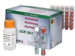 Фото HACH LCK301 Кюветный тест для алюминия (24 теста)