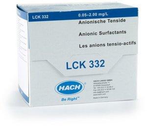 Фото HACH LCK332 Кюветный тест для алюминия (25 тестов)