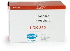 Фото HACH LCK350 Кюветный тест для общего и ортофосфата (25 тестов)