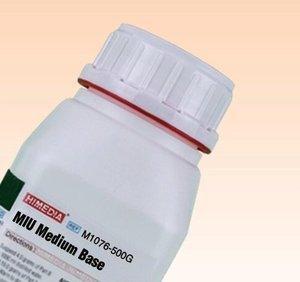Фото HiMedia M1076-500G Основа среды для изучения подвижности энтеробактерий продукции индола и уреазной активности (уп/500 гр)