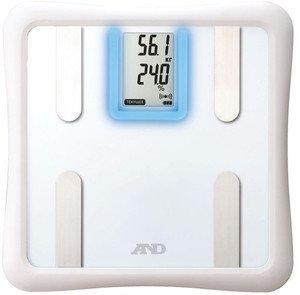 Фото AND MC-101W Электронные весы с измерением процентного содержания жира (150000 г/100 г)