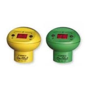 Фото WTW 208812 OxiTop-6 Набор измерительных головок (желтый+зеленый)