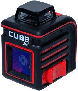 Фото ADA Cube 360 Basic Edition А00443 лазерный нивелир