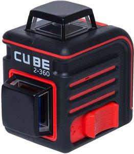 Фото ADA Cube 2-360 Ultimate Edition А00450 лазерный нивелир