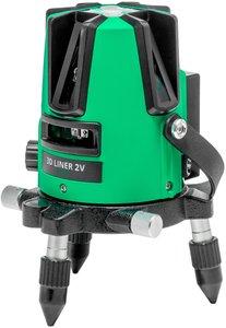 Фото ADA 3D Liner 2V Green А00532 лазерный нивелир