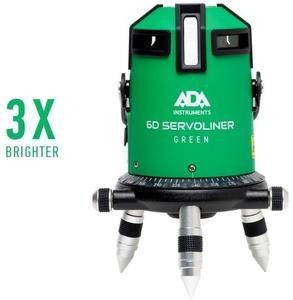 Фото ADA 6D Servoliner GREEN А00500 лазерный нивелир