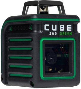 Фото ADA Cube 360 Green Professional Edition А00535 лазерный нивелир