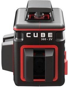 Фото ADA Cube 360 2V Professional Edition А00570 лазерный нивелир