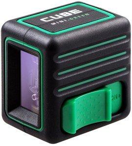Фото ADA Cube Mini Green Basic Edition А00496 лазерный нивелир