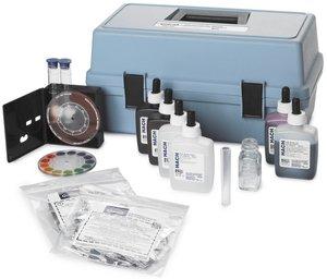 Фото HACH 222403 AL-94 MG-L набор реагентов для анализа котловой воды