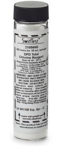 Фото HACH 2105660 Набор реагентов на общий хлор (0,02-2,00 мг/л, 250 тестов)