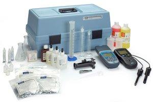 Фото HACH 251235 Портативная лаборатория CEL для полного анализа качества питьевой воды