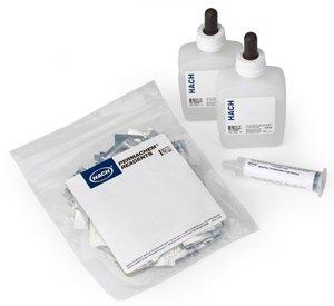 Фото HACH 2449400 Набор реагентов на молибден (0,02-3,00 мг/л, 100 тестов)