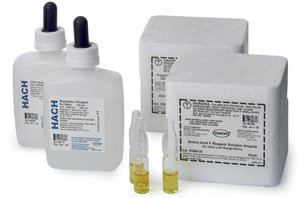 Фото HACH 2581400 Набор реагентов на кремний (3-1000 мкг/л, 40 тестов)