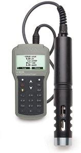 Фото HI 98196/20 портативный мультипараметровый измеритель рН/ОВП/кислорода (кабель 20 м)