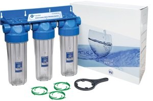 Aquafilter FHPLCL12-D-TRIPLE