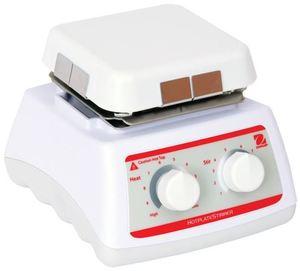 Фото OHAUS 30392030 (HSMNHS4CAL) Магнитная мешалка-нагреватель (1 л)