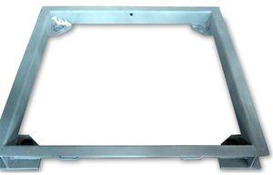 Фото Ohaus 83033714 Комплект обрамление приямка (1,2×1,5 м, окрашенная сталь)