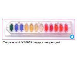 Фото HiMedia KB002R-10KT Набор для биохимической идентификации грамотрицательных бакт. (12 тестов 10 наборов)