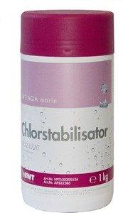 Фото BWT AQA marin Chlorstabilisator 22286 Стабилизатор хлора (1 л)