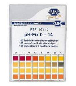 Фото BWT 18988E Индикаторные палочки pH 0-14 (100 шт.)