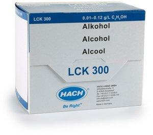 Фото HACH LCK300 Кюветный тест на спирты (0,01-0,12 г/л, 24 шт.)