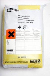Фото Lewatit NM 60 SG Ионообменная смола (мешок 25 л)