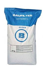 Фото Baufilter B 0,7-1,7 мм Фильтрующая загрузка (мешок 28 л)