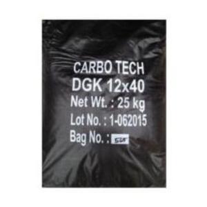 Фото CarboTech DGK 12x40 Активированный уголь (мешок 50 л)