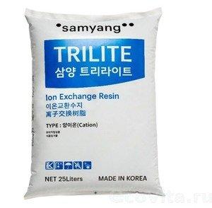 Фото TRILITE MC-10 (H) Катионообменная смола (мешок 25 л)