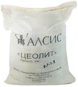 Фото Цеолит 0.7-1.5 мм Фильтрующий материал (мешок 25 кг)