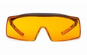 Фото Euronda 261455 Monoart Защитные очки Cube Orange