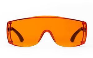 Фото Euronda 261405 Monoart Защитные очки Light Orange