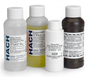 Фото HACH 2141342 Стандартный раствор бензотриазола, 500 мг/л (100 мл)