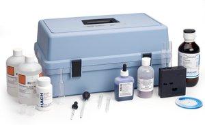 Фото HACH 143203 DE-2 Тест-набор для проверки моющих средств (32 теста)